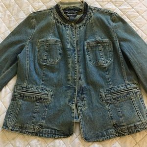 Jean Jacket Size XL